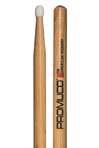 American Hickory - 5B (Nylon Tip)