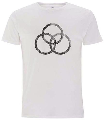 John Bonham T-Shirt WORN SYMBOL