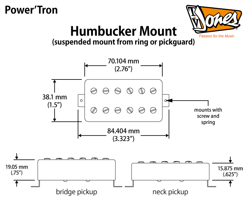 power 39 tron guitar pickups a humbucker that blends twang. Black Bedroom Furniture Sets. Home Design Ideas
