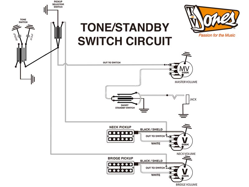 tv jones pickup wiring diagram   30 wiring diagram images