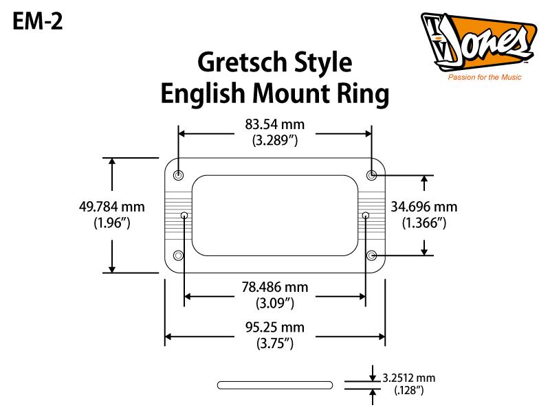 em2 gretsch-style ring