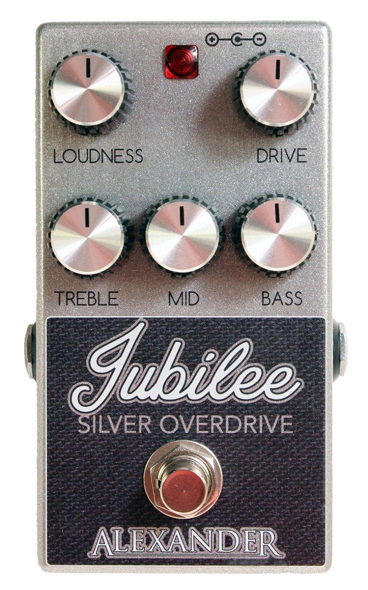 写真:Jubilee Silver Overdrive