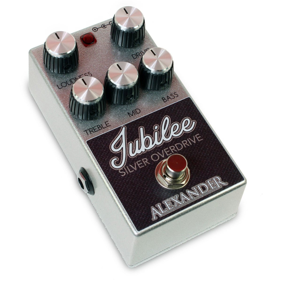 Jubilee Silver Overdrive