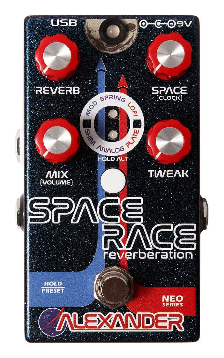 写真:Space Race