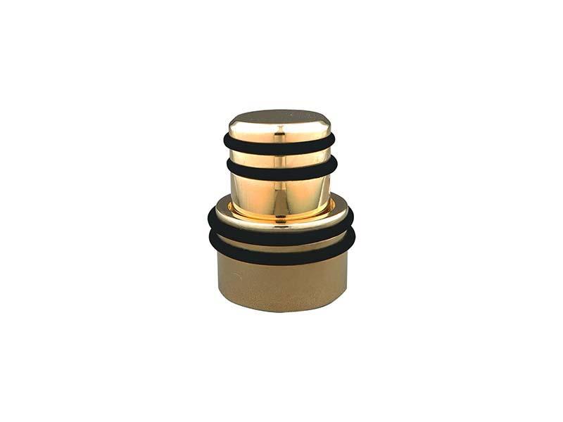 写真:Stacked O Ring Knobs Gold