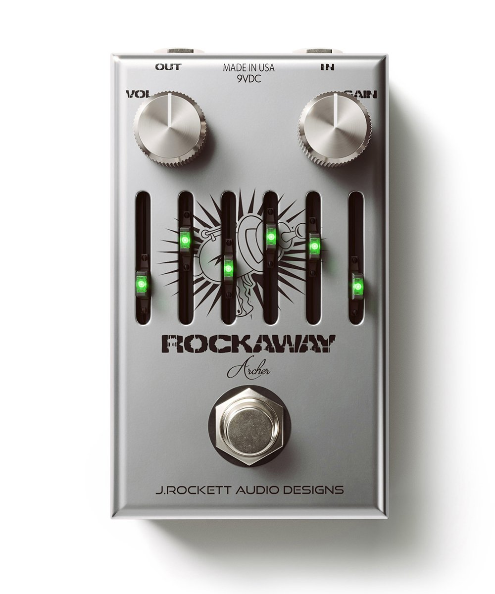 写真:Rockaway Archer