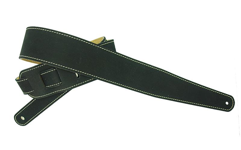 写真:Nubuck Leather LS-2304N Black