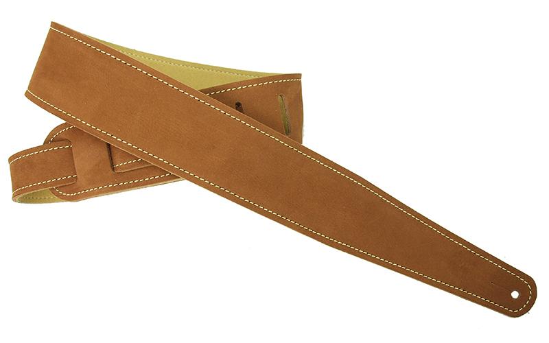 写真:Nubuck Leather LS-2304N Brown