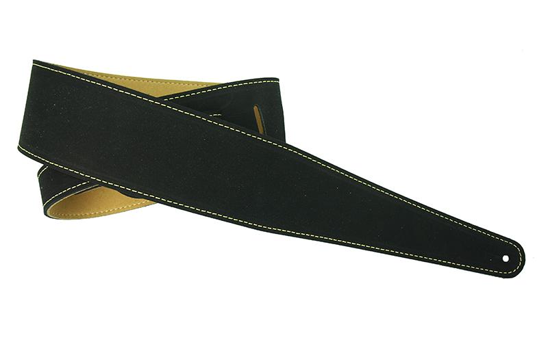 写真:Nubuck Leather LS-2804N Black