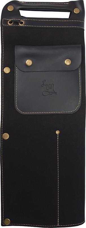 写真:Full Leather Drumstick Bag STB-1 Black
