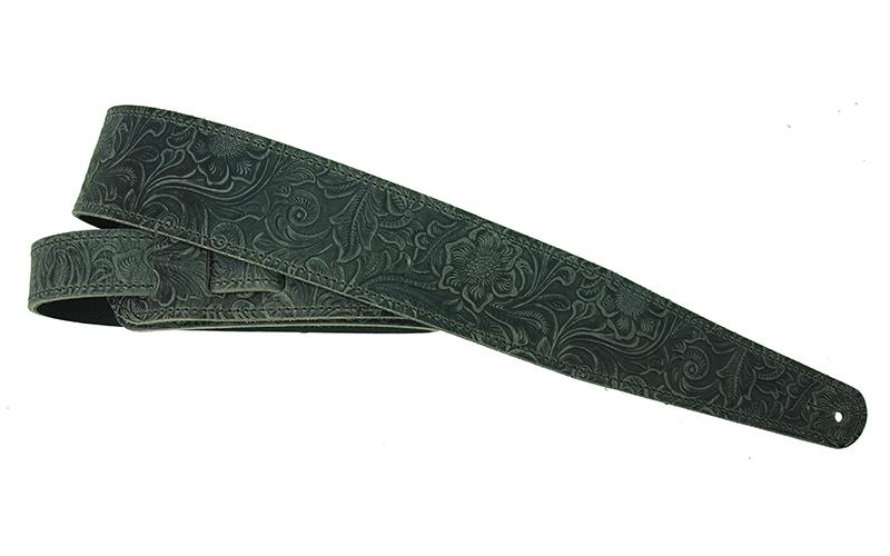 写真:Tooled Leather LS-2304T Slate