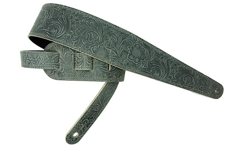 写真:Tooled Leather LS-2804T Slate