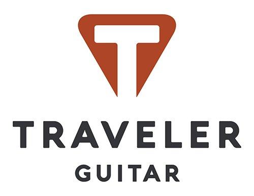traveler guitarロゴ