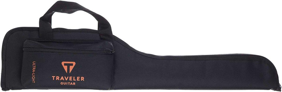 Ultra-Light Acoustic Standard Gloss Black Gigbag